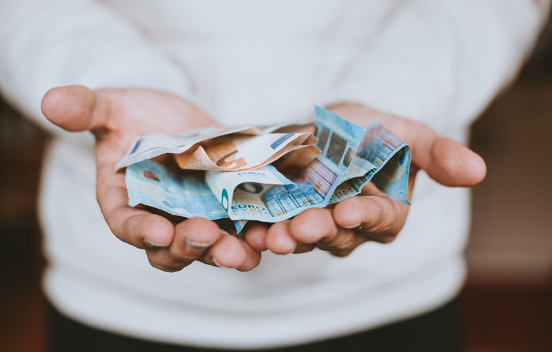 Geldspende - Sponsoren und Förderer